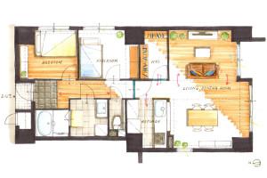 kosigaya_floorplan